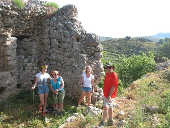 Footscapes of Crete : Prachtig wandelen met berggids Jeroen