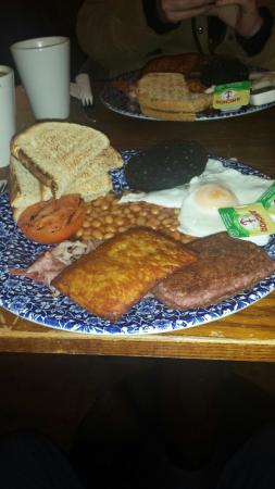 The Blacksmith's Forge: Delicious perfectly cooked breakfast