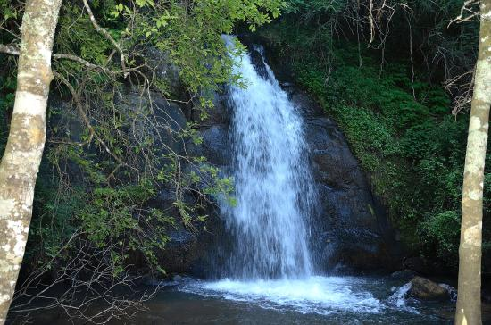 Sabie, South Africa: Tranquile cascade
