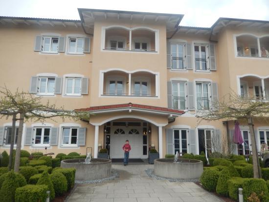 Ampervilla Hotel: Hotel