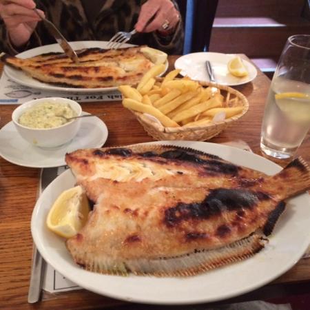 North Sea Fish Restaurant Review
