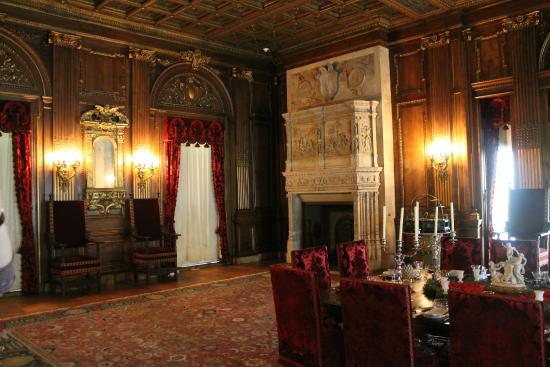 Vanderbilt Mansion National Historic Site: Dining Room