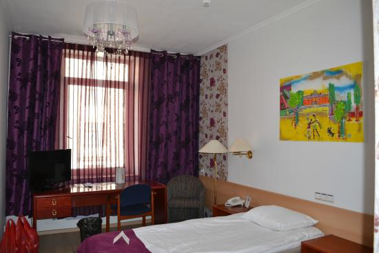 A1 Hotel : Отель A1, Рига май 2015