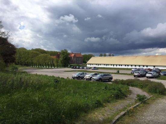 Sæby, Danmark: Nydelig bane der altid er velplejet. ��