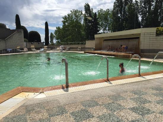 Piscina foto di fonteverde san casciano dei bagni tripadvisor - Terme di san casciano dei bagni ...