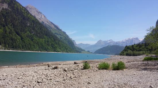 Glarus, Szwajcaria: Klöntalersee