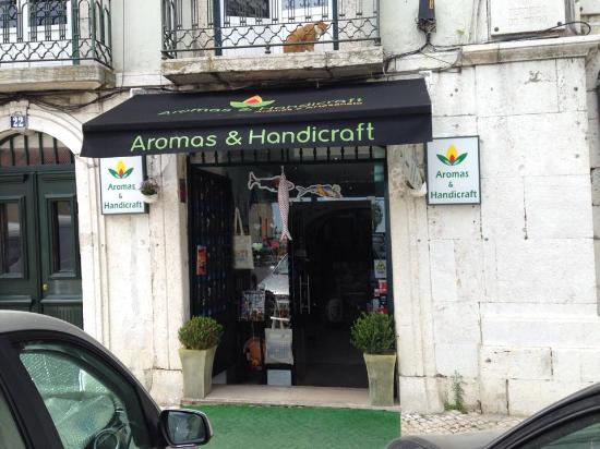 ‪Aromas & Handicraft‬
