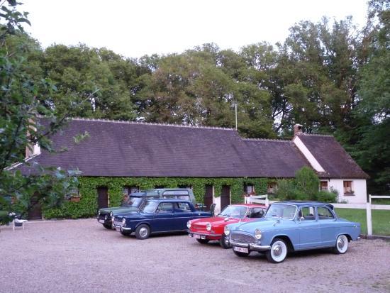 Auberge Forestiere De Marcheroux: Un havre de paix bien pratique !