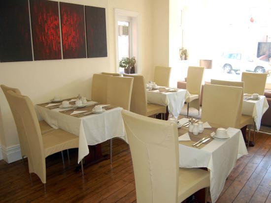 The Inglewood Hotel - Blackpool North Shore : Breakfast Room
