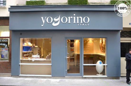 ‪Yogorino Paris‬