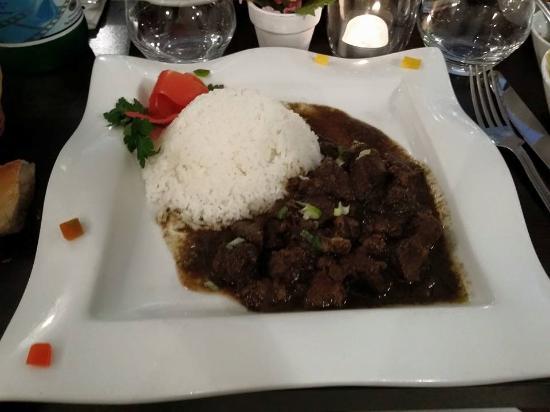 Cabri massal picture of restaurant ile de la reunion - Cuisine de la reunion ...