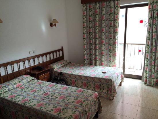Hotel Moreyo: Stanza 207