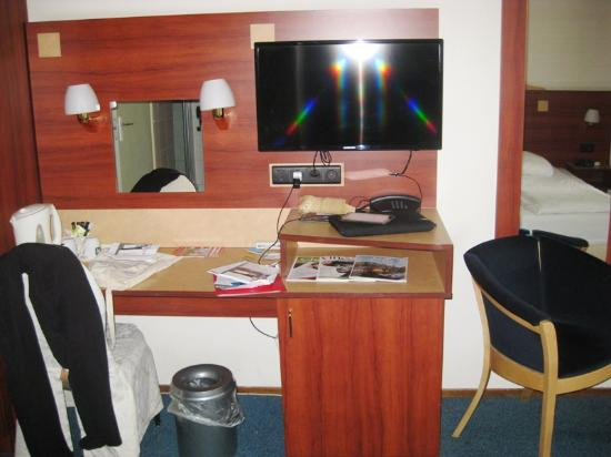 Hampshire Hotel - Beethoven Amsterdam: номер