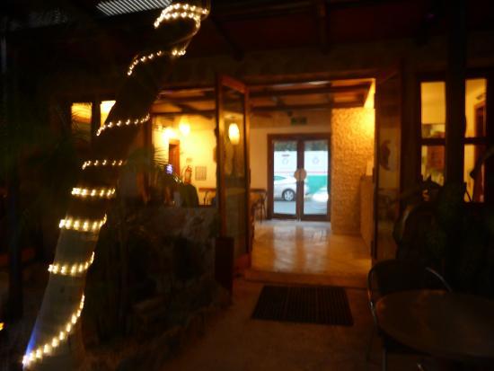 Hotel Playa del Karma: Lobbyn