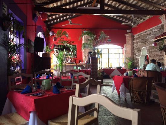foto de casa tradicional cocina mexicana puerto vallarta