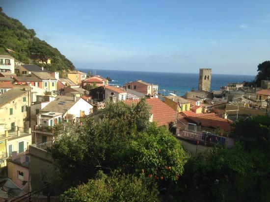 Hotel Villa Steno: Et rom med sjøutsikt