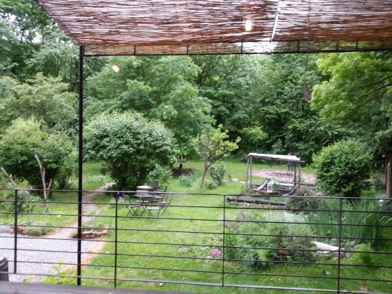 Bed and Breakfast Creatività Natura Salute : Il giardino
