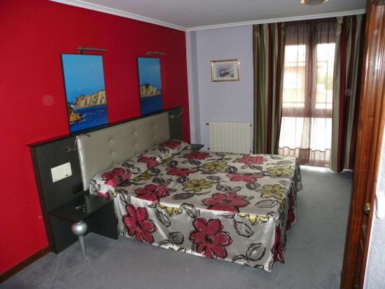 Château La Roca Hotel : chambre double