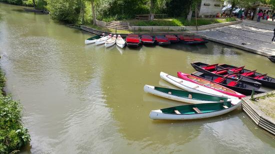 Embarcadère de la Venise Verte