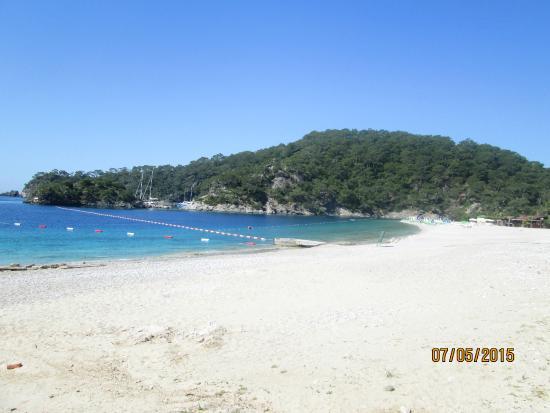 Villa Beldeniz: beach at Olu Deniz