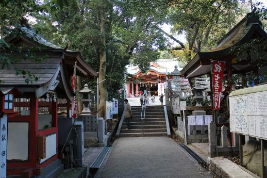 ‪Koshikiiwa Shrine‬