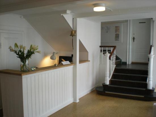Badehotel Aeroe: Lobby