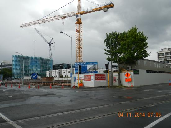 West Fitzroy Apartments : We are building again!