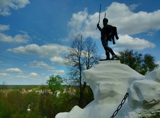 Dorokhov Statue