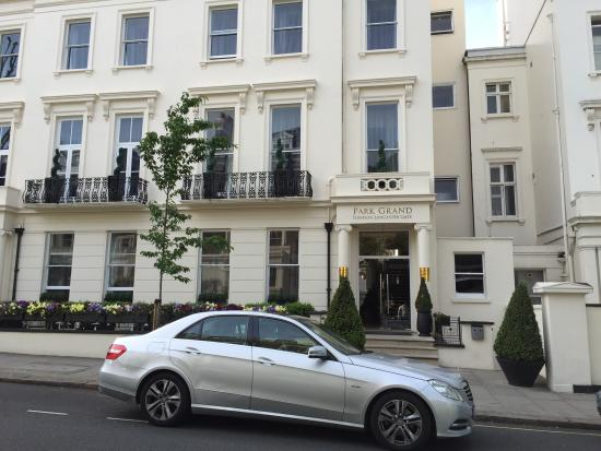 Hotels Around Lancaster Gate London