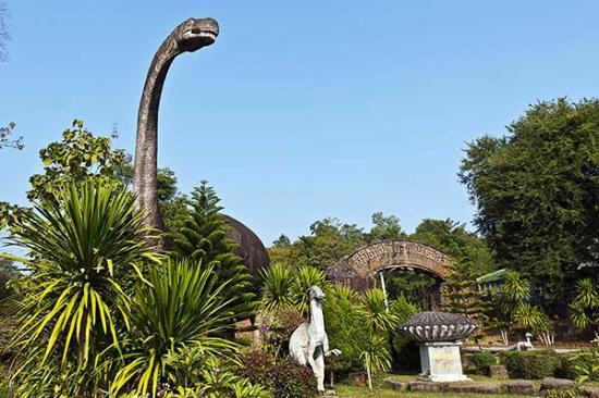 Nong Bua Lamphu, Thái Lan: Entrance to museum