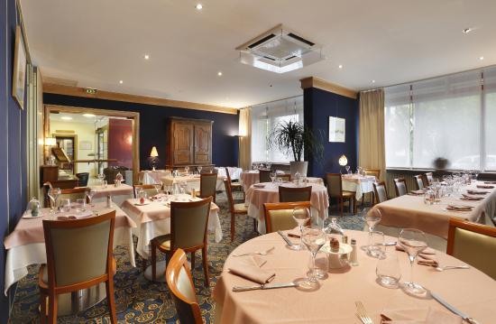 Le restaurant - Hôtel Vaillant Sélestat