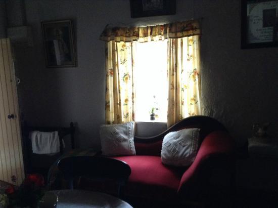 Glencolmcille Folk Village : intérieur
