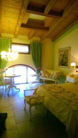 Otto Ducati d'Oro: комната