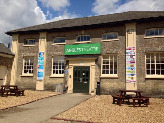 Wisbech, UK: Angles Theatre