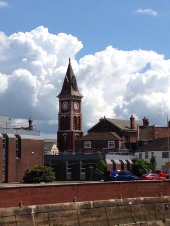 Wisbech Social Club & Institute & Clocktower