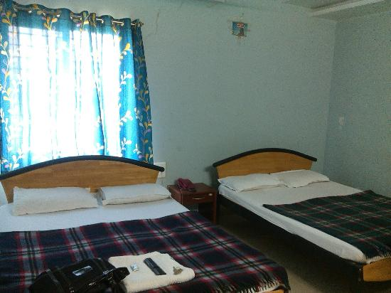 Hotel Delta Executive: The Room !!