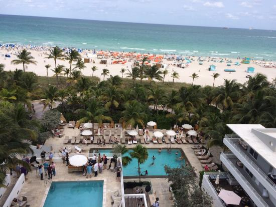 Royal Palm South Beach Miami A Tribute Portfolio Resort Partial View From Our Room