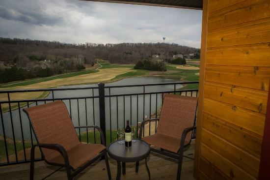 The Lodge at Old Kinderhook: Beautiful Views
