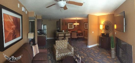 Holiday Inn Club Vacations at Desert Club Resort: Renovated 1 BR suite 19207