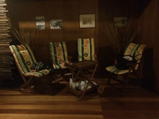 Hotel Italia: Zona relax