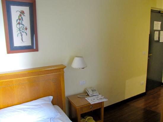 Hotel Del Real Orto Botanico: camera