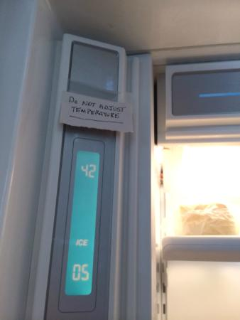 Villa Papillon: Refrigeration for Dummies - Don't even think about it… Free will is for deviants…