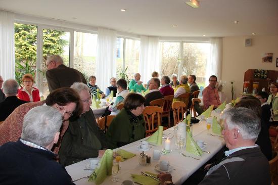 Hotel Montana Diemelstadt : Speisesaal