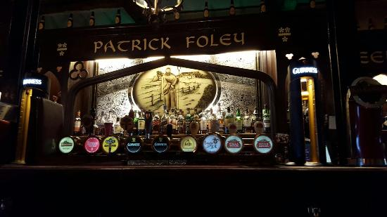 ‪Patrick Foley's Irish Pub & Restaurant‬