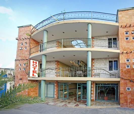 Hotel Santa Maria : Street View
