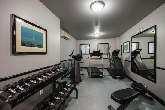 Quality Inn : Gym