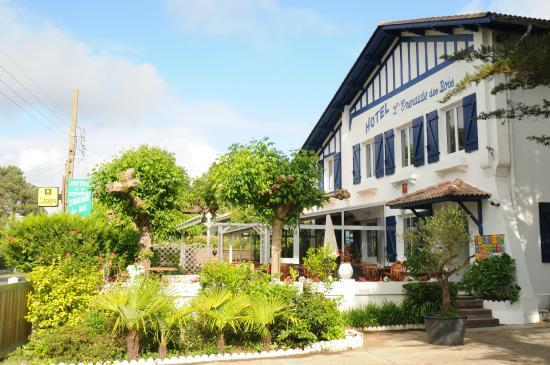 L'Emeraude des Bois, hôtels à Mimizan