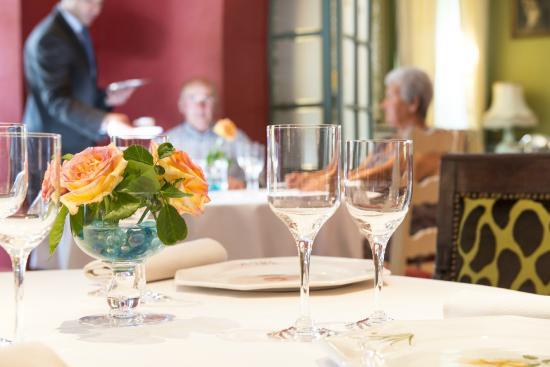 Le Grand Paris : Salle de Restaurant