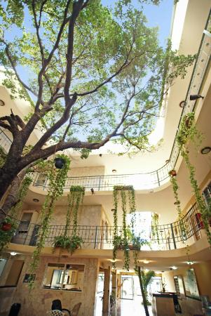 Hotel Santa Maria: Courtyard