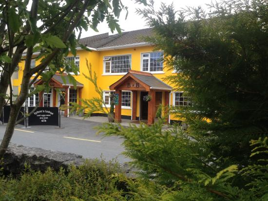 Lydon's Lodge Restaurant: The Lodge